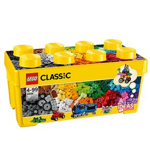 La boîte de briques créatives